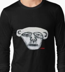 Monkey Head Long Sleeve T-Shirt