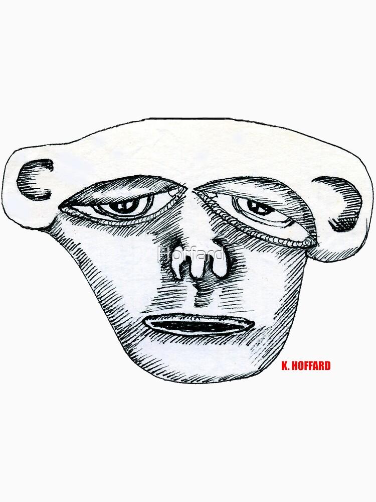 Monkey Head by Hoffard
