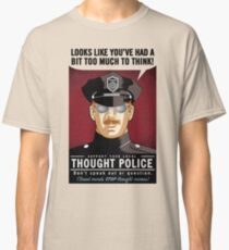 Thought Crime Classic T-Shirt