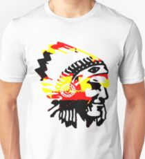 Chief Tri Color Native T-Shirt