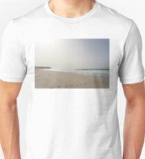 Silver Coast Winter Beach Unisex T-Shirt