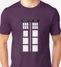 Police Public Phone Box, Who? Doctor! Unisex T-Shirt