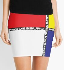 Bauhaus #3 Mini Skirt