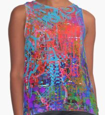 Abstract Symphony No. 068 Contrast Tank