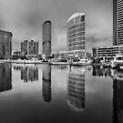 Docklands Melbourne by Christine Wilson