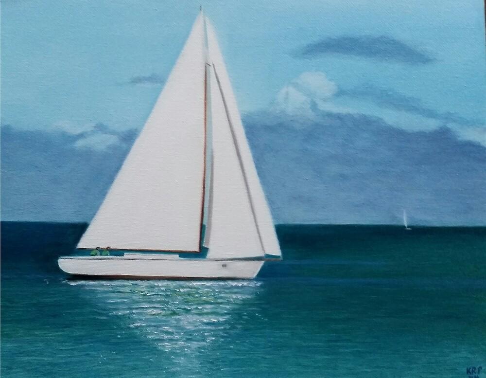 Sailing by Ken Pratt
