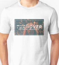 Turnover cutting my fingers off japanese logo Unisex T-Shirt
