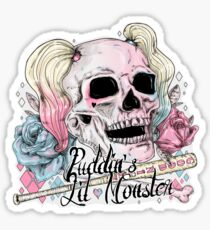 Skull&Roses Sticker