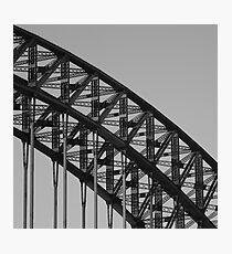 Details (Sydney Harbour Bridge) Photographic Print