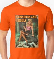 Gumshoes and Ghouls Unisex T-Shirt