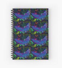 Banana Fish Spiral Notebook