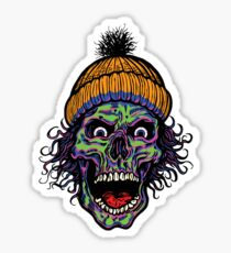 The Lunatoque Sticker