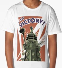 Dalek To victory Long T-Shirt