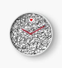 Story of my life Clock
