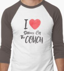 I Love Sitting On The Couch T-Shirt