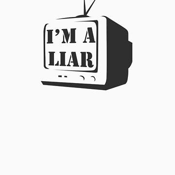 I'm A Liar by ChrisDeeprose