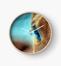 Horse Eye Clock