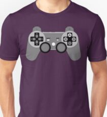 Video Game Console Playstation 3 Dualshock Gamepad  Unisex T-Shirt