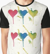 """tant d'amour"" - So much Love Graphic T-Shirt"