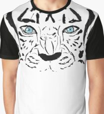 Eyes of the Tiger Graphic T-Shirt