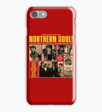 A Red Hot Fusion of Rythm and Blues, Popcorn and Northern Soul iPhone Case/Skin
