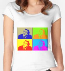 You Don't say? Pop art  Women's Fitted Scoop T-Shirt