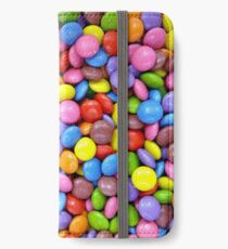 colorful candy smarties iPhone Wallet/Case/Skin