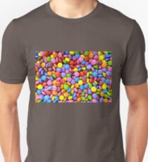 colorful candy smarties T-Shirt