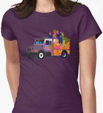 hippies alliances Womens Fitted T-Shirt