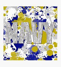 US Navy Photographic Print