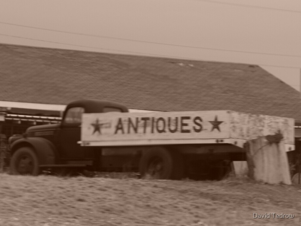 Antiques by David Tedrow
