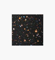 Hubble Extreme Deep Field Art Board