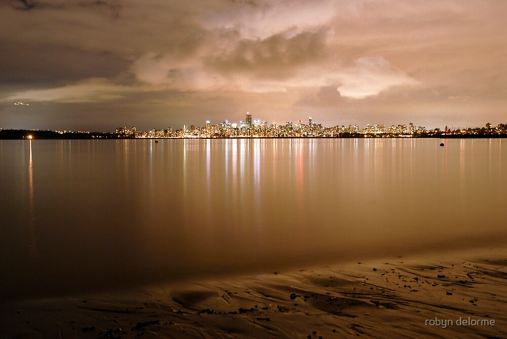 Vancouver by robyn delorme