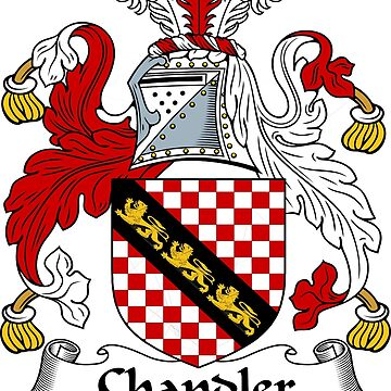Chandler by HaroldHeraldry