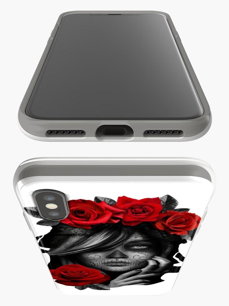 Alternative Ansicht von Tag der toten Frau iPhone-Hüllen & Cover
