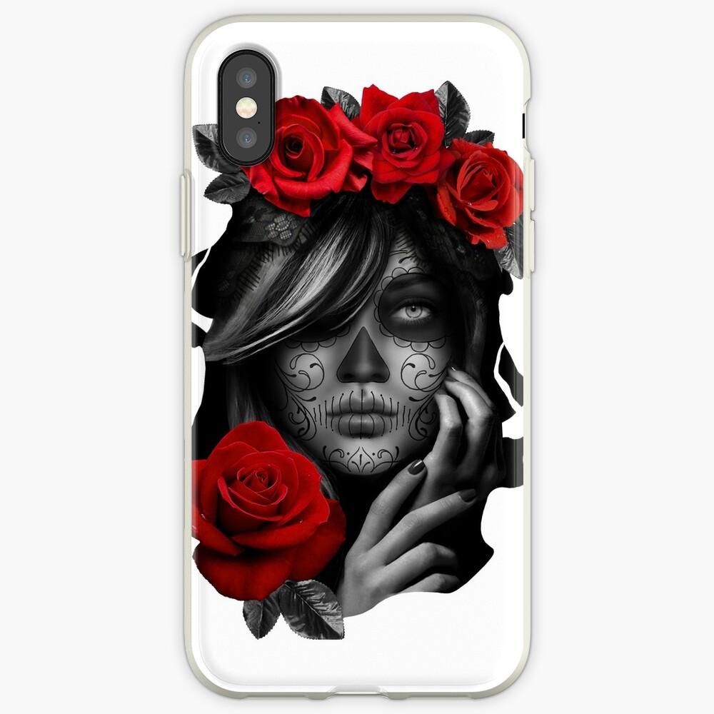 Tag der toten Frau iPhone-Hüllen & Cover