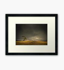 Dark Epiphany Framed Print