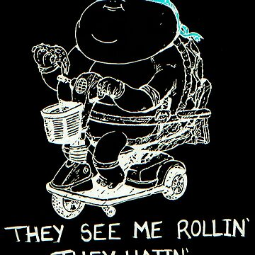 They See Me Rollin'...They Hatin' by TeleriRees