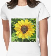Pollen Queen Womens Fitted T-Shirt