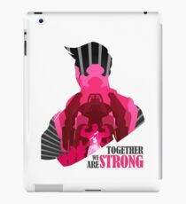 Strong iPad Case/Skin