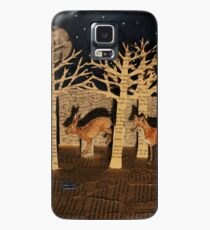 Into The Forest- Phone Case Hülle & Klebefolie für Samsung Galaxy