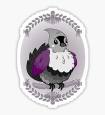 Ace Bird Sticker
