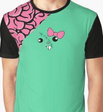Nom! Nom! Nom! Bunny Graphic T-Shirt