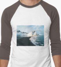 Iceland beach at sunset - Landscape Photography T-Shirt