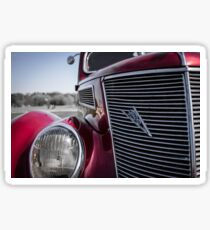 1930s Ford Coupe  Sticker