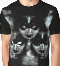 Ghost Girls Who Smoke Graphic T-Shirt