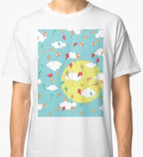 Let's Go Fly A Kite Classic T-Shirt