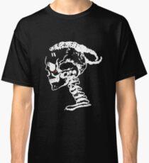 XXXTENTACION - SKULL [WHITE DESIGN] Classic T-Shirt