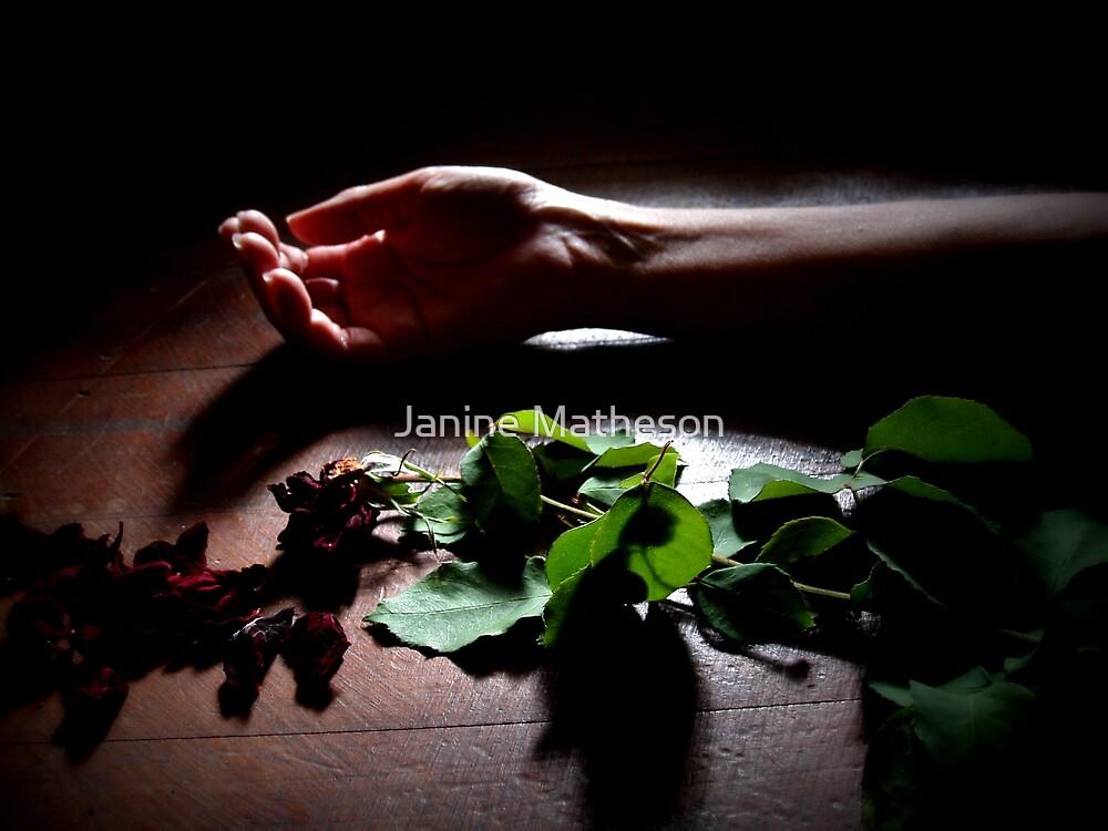 melancholy by Janine Matheson