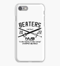 SAO Beaters iPhone Case/Skin